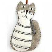 Corrine Lapierre - Cat Felt Craft Mini Kit